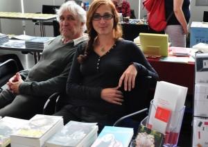 Miriam Spies vom Gonzo Verlag, Mainz